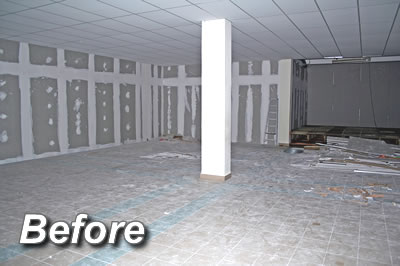 Basement remodel attic refinishing basement man cave Man cave ideas unfinished basement