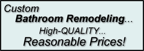 Bathroom Remodeling Raleigh raleigh bathroom remodeling | bath remodel makeover contractors