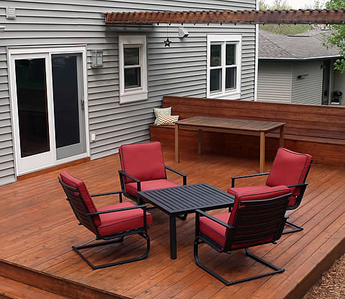 Custom Wood Decks Kernersville
