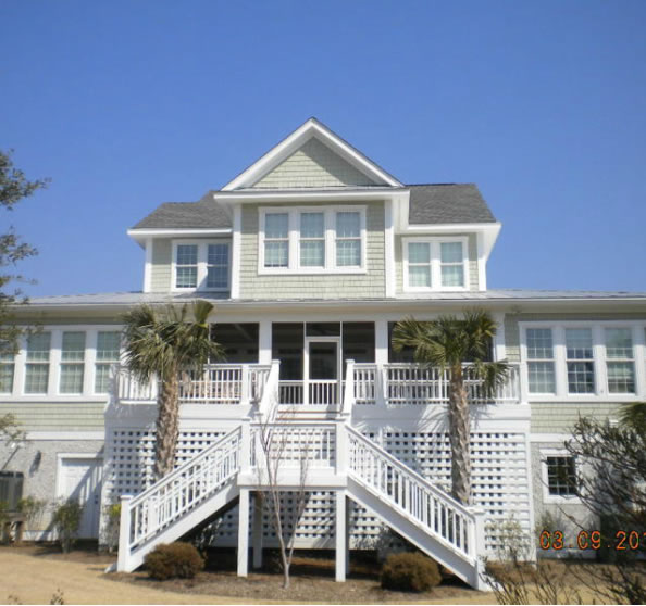 Exterior House Painting Apex Nc Residential