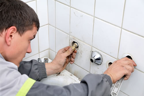 Bathtub and Kitchen Plumbing Repair Wake Forest