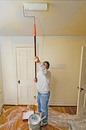 Painting Contractors NC Residential House Painter Handyman