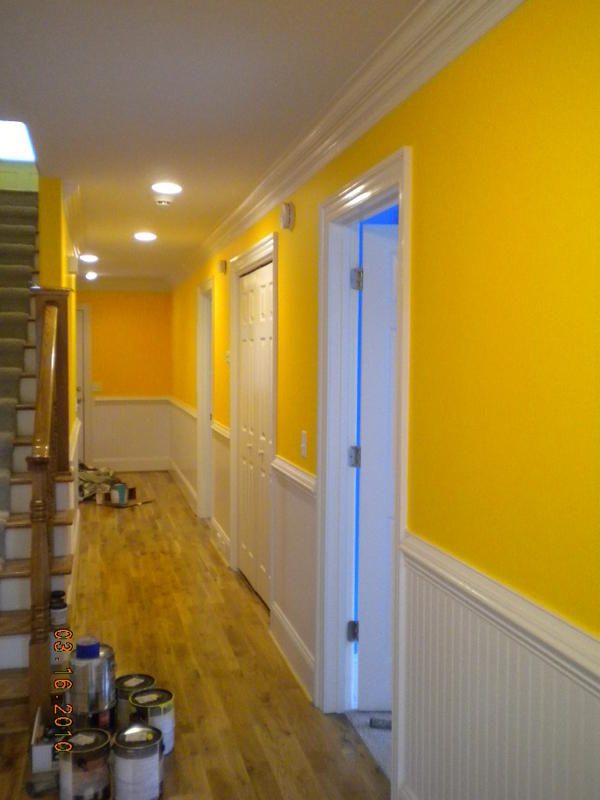 Interior House Painting Contractors Raleigh | Residential Interior ...