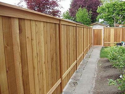 Privacy Wood Fencing Raleigh Nc Fence Installation