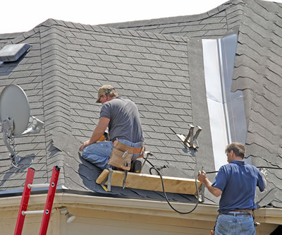 Roofing and Shingle Replacement Contractors Durham