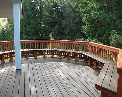 Outdoor Decks, Patios and Screened Porches