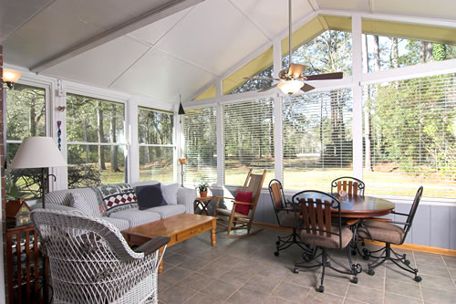 Sunrooms Lanais And Screened Enclosures Chapel Hill