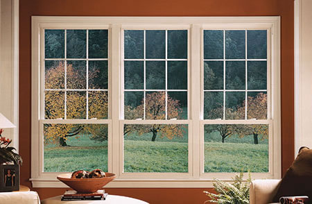 Fusion-Welded Vinyl Windows Ayden