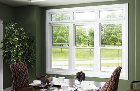 UltraMaxx Fusion-Welded Vinyl Windows Ayden