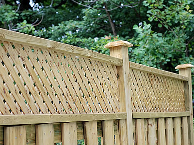 Wooden Fences Raleigh Durham Cary Triangle Nc Fence