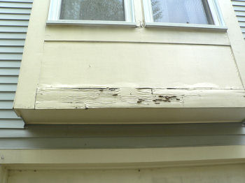 Wood Rot Repairs Durham NC